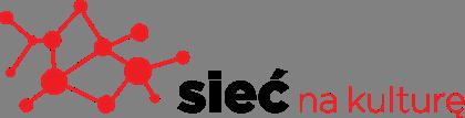 """Logo """"Sieć na kulturę"""""""