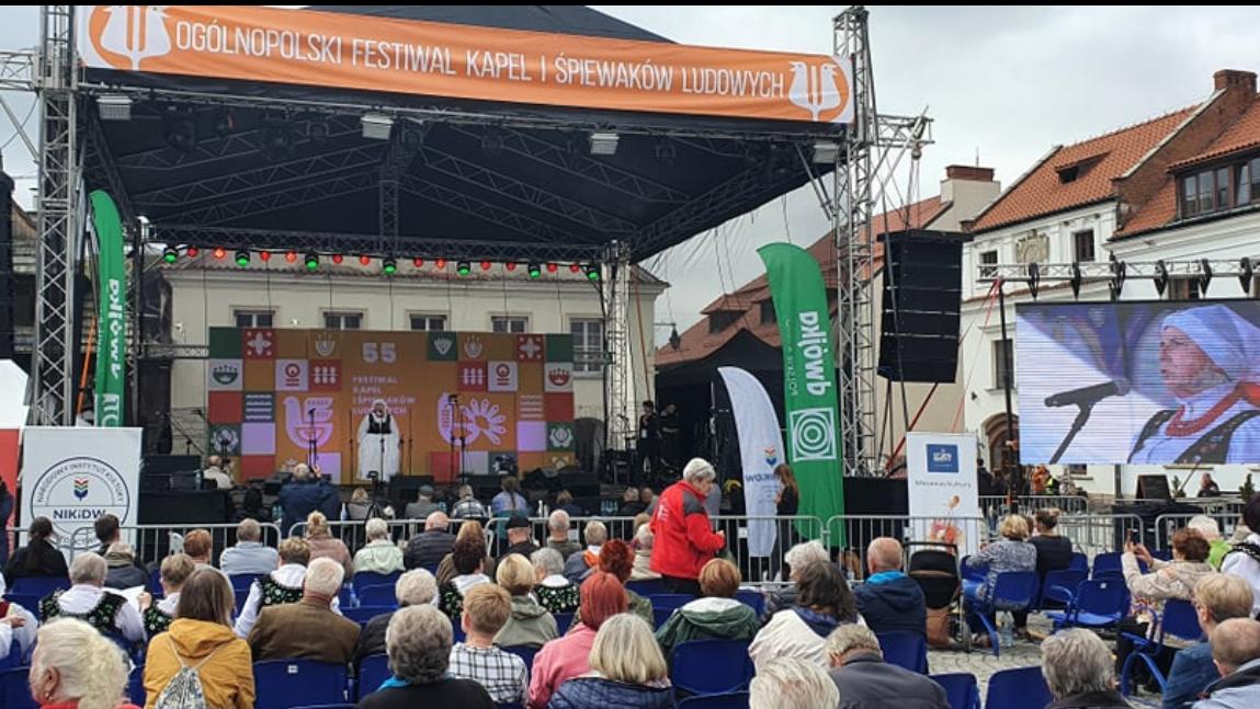 Korczyński akcent na festiwalu w Kazimierzu Dolnym